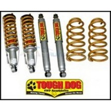 Tough Dog Suspension Kit Toyota Prado 150 Adjustable Shocks 40mm